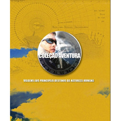 Colecao Aventura, 4 Volumes - Viagens aos Principais Destinos da Natureza H