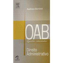 Direito Administrativo - Coleção Oab Questões Comentadas