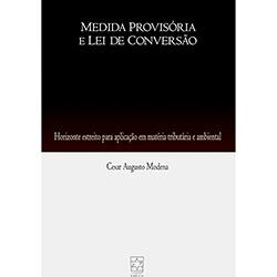 Medida Provisória e Lei de Conversão (0)