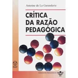 Crítica da Razão Pedagógica