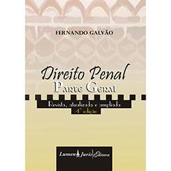 Direito Penal: Parte Geral (2011 - Edição 4)
