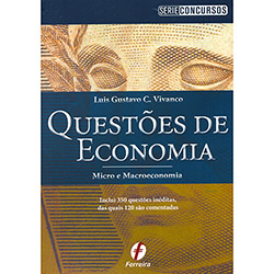 Questões de Economia: Micro e Macroeconomia