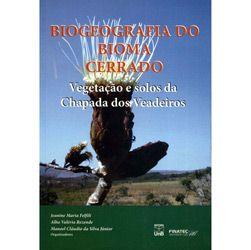 Biogeografia do Bioma Cerrado