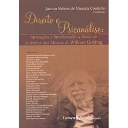 Direito e Psicanálise - Interseções a Partir de o Senhor das Moscas de William Golding - Interseções e Interlocuções a P (0)