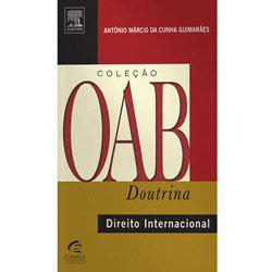Direito Internacional - Col. Oab Doutrina