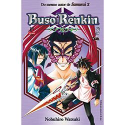 Buso Renkin - Vol.2 (2010 - Edição 1)