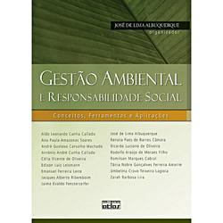 Gestão Ambiental e Responsabilidade Social: Conceitos, Ferramentas e Aplicações