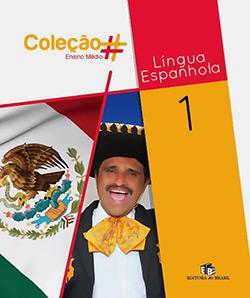 Coleção # - Lingua Espanhola - 1o Ano (2011 - Edição 0)