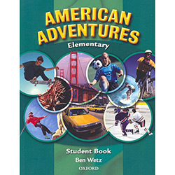American Adventures Elem Sb W Cd-rom