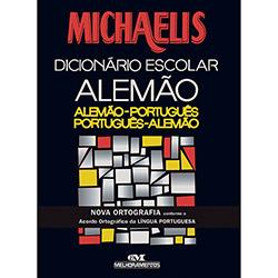 Michaelis Dicionário Escolar Alemão: Alemão - Português / Português - Alemão + Cd