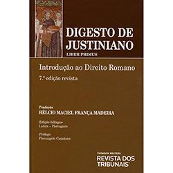 Digesto de Justiniano: Introdução do Direito Romano Teoria Geral de Responsabilidade Civil (2013 - Edição 7)