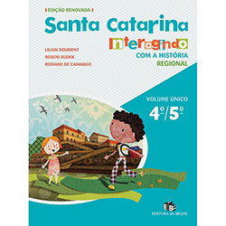 Santa Catarina - Interagindo Com a História (2012 - Edição 0)