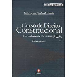 Curso de Direito Constitucional- Serie Concursos