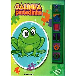 Sapo - Coleção Galinha Pintadinha