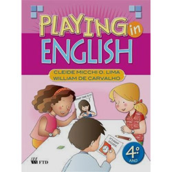 Playing In English - Vol.4 (2009 - Edição 0)