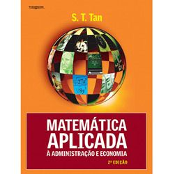 Matematica Aplicada a Administracao e Economia