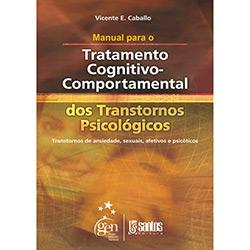 Manual para o Trat. Cognitivo Comportamental
