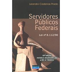 Servidores Públicos Federais - Lei Nº 8.112/90