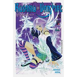 Rosario+vampire - Vol.5 (2010 - Edição 1)