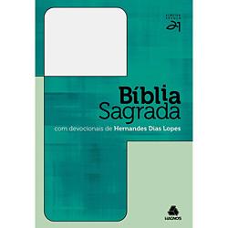 Bíblia Sagrada Com Devocionais de Hernandes Dias Lopes