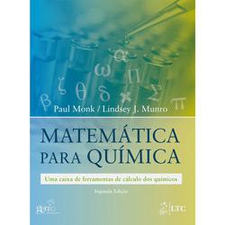 Matemática para Química: uma Caixa de Ferramentas de Cálculo dos Químicos