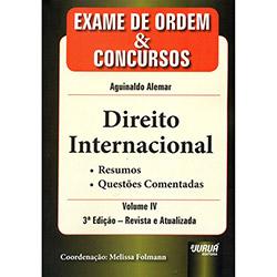 Direito Internacional - Exame de Ordem e Concursos - Vol.4