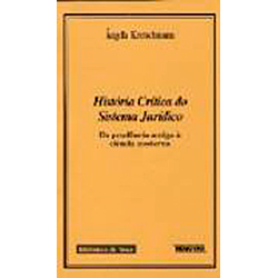 História Crítica do Sistema Jurídico