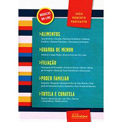 Alimentos, Guarda de Menor, Filiação, Poder Familiar, Guarda e Tutela (2012 - Edição 1)