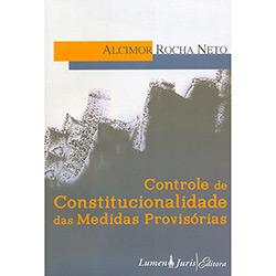 Controle de Constitucionalidade das Medidas Provisorias (0)