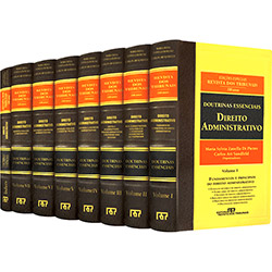 Doutrinas Essenciais: Direito Administrativo - 8 Volumes - Coleção Completa