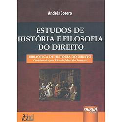 Estudos de História e Filosofia do Direito