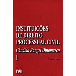 Instituições de Direito Processual Civil - Vol.1