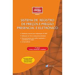 Sistema de Registro de Preços e Pregão Presencial e Eletrônico - Volume 7