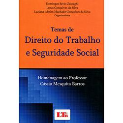 Temas de Direito do Trabalho e Seguridade Social