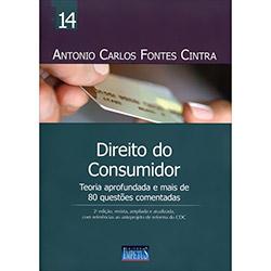 Direito do Consumidor: Teoria e Mais de 80 Questões Comentadas