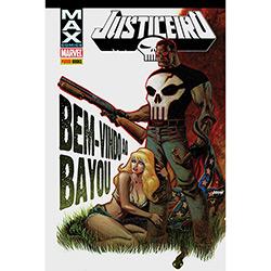 Justiceiro Max: Bem-vindo ao Bayou