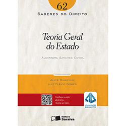 Teoria Geral do Estado - Vol. 62 - Coleção Saberes do Direito