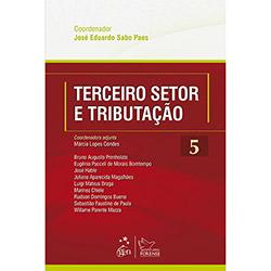 Terceiro Setor e Tributação - Vol.5 (0)