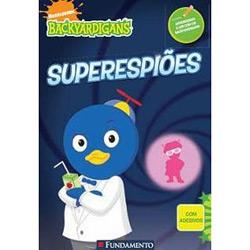 Backyardigans - Superespioes