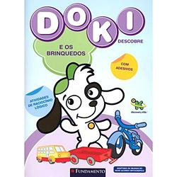 Doki Descobre: e os Brinquedos