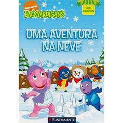 Backyardigans - uma Aventura na Neve (com Adesivos)