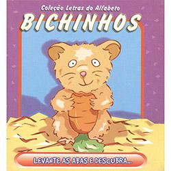 Bichinhos - Coleção Esconde-esconde Letras do Alfabeto