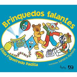 Brinquedos Falantes - Lagarta Pintada