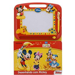 Desenhando Com Mickey: Com Tela Mágica