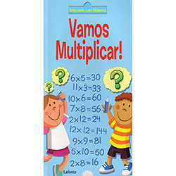 Vamos Multiplicar - Col. Brincando Com Números