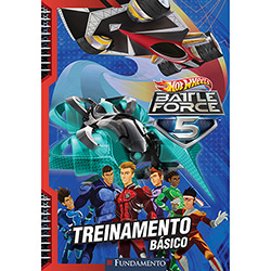Hot Wheels: Battle Force 5 - Treinamento Básico