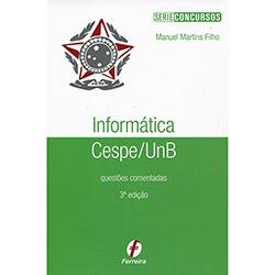 Informática Cespe-unb - Série Concursos