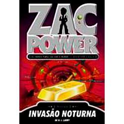 Zac Power 5 - Invasao Noturna