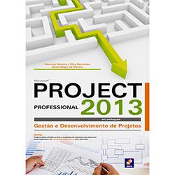 Micosoft Project Professioal 2013 - Gestão e Desenvolvimento de Projetos