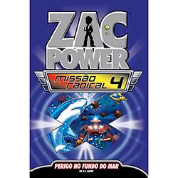 Zac Power Missão Radical 04: Perigo no Fundo do Mar